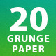 Grunge Paper Backgrounds Vol.1 - GraphicRiver Item for Sale