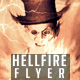 Hellfire Halloween Flyer - GraphicRiver Item for Sale
