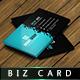 Creative Business Card Design  - GraphicRiver Item for Sale