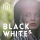 Black&White - Responsive Magento Theme - ThemeForest Item for Sale