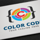 Color Code Logo - GraphicRiver Item for Sale