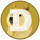 Dogecoin Price Ticker