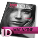 Noir - Minimal Style Magazine - GraphicRiver Item for Sale