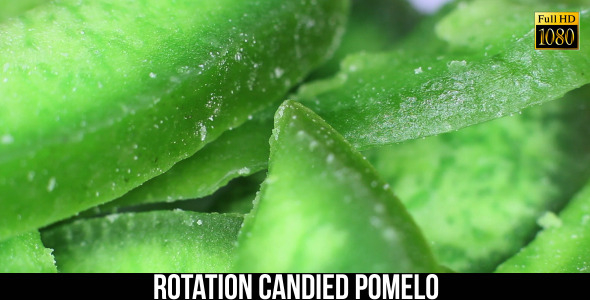 Candied Pomelo 3