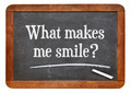 What makes me smile ? - PhotoDune Item for Sale