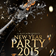 New Years Eve Flyer Template - GraphicRiver Item for Sale