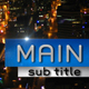 Title Flare - Lower Third - VideoHive Item for Sale