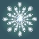 Diamond Brooch - GraphicRiver Item for Sale