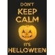 Background Keep Calm with Pumpkin for Halloween. - GraphicRiver Item for Sale