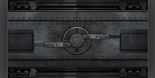 Vault Door 01 By Vibes35 Videohive