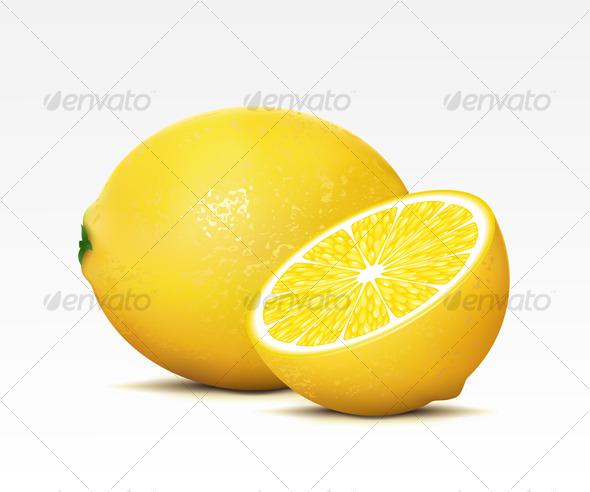 GraphicRiver Lemons 118387
