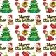 Seamless Christmas - GraphicRiver Item for Sale