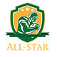 All-Star Football Coaching Logo - GraphicRiver Item for Sale