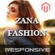 Zana - Premium Responsive Magento Fashion Theme - ThemeForest Item for Sale