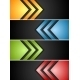 Abstract Banners with Arrows - GraphicRiver Item for Sale