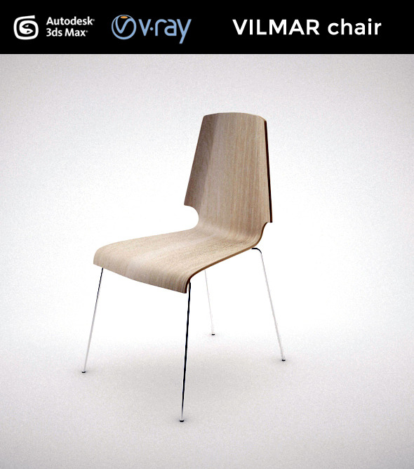 3DOcean VILMAR chair 9189272