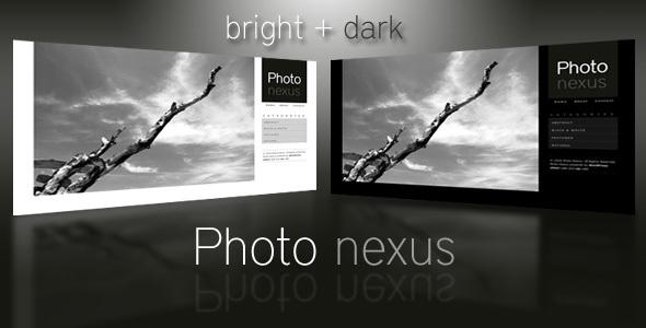 Photo Nexus WordPress gallery 2 in 1 - ThemeForest Item for Sale