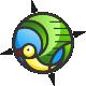 Bird Compass Logo - GraphicRiver Item for Sale