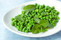 Peas with Mint - PhotoDune Item for Sale