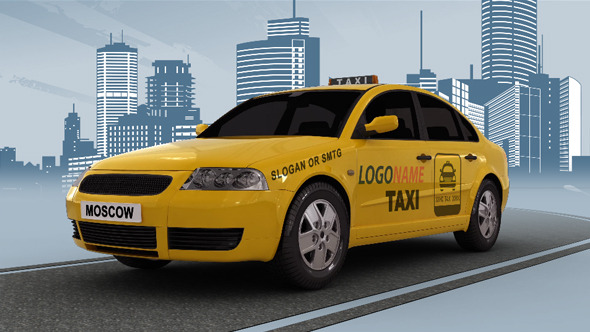 Taxi Company Template Opener