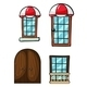 Various Windows and Doors - GraphicRiver Item for Sale