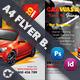 Car Wash Flyer Bundle Templates - GraphicRiver Item for Sale
