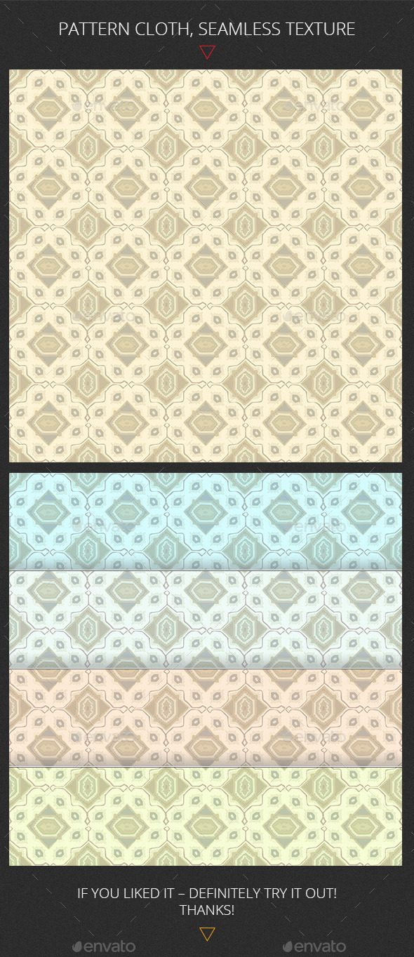 GraphicRiver Pattern Cloth Seamless Texture 9191585