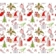 Xmas Objects Seamless Pattern - GraphicRiver Item for Sale
