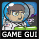 Space Game Set GUI - GraphicRiver Item for Sale