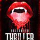 Halloween Thriller Flyer - GraphicRiver Item for Sale