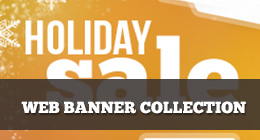 Web banner collection