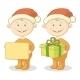 Children Santa Claus - GraphicRiver Item for Sale