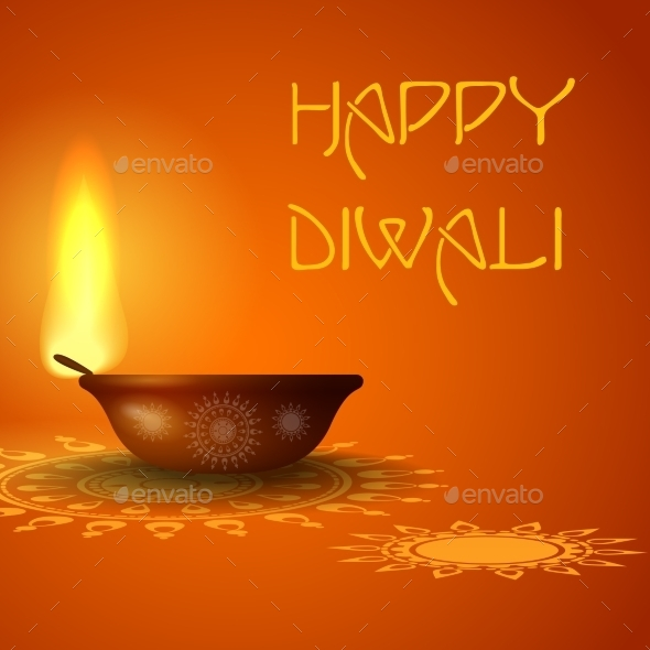 GraphicRiver Happy Diwali Festival 9193082