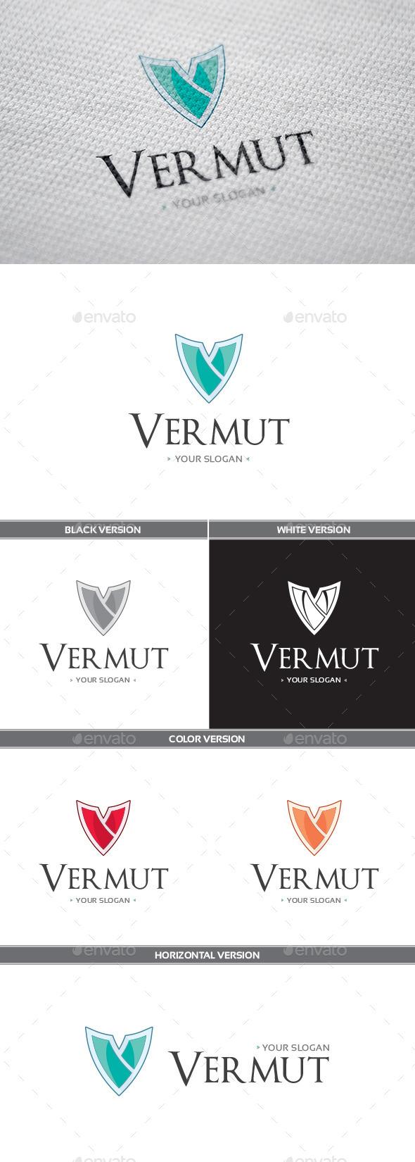 GraphicRiver Vermut Logo 9150937