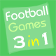 01Smile Football Games Collection 1 - CodeCanyon Item for Sale