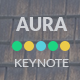 Aura Business Keynote Template - GraphicRiver Item for Sale