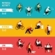 Physical Activity Horizontal Banners - GraphicRiver Item for Sale