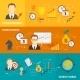 Business Strategy Planning Banner Set - GraphicRiver Item for Sale
