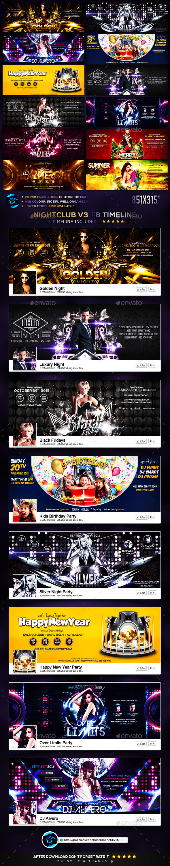 Nightclub V3 FB Timeline Cover