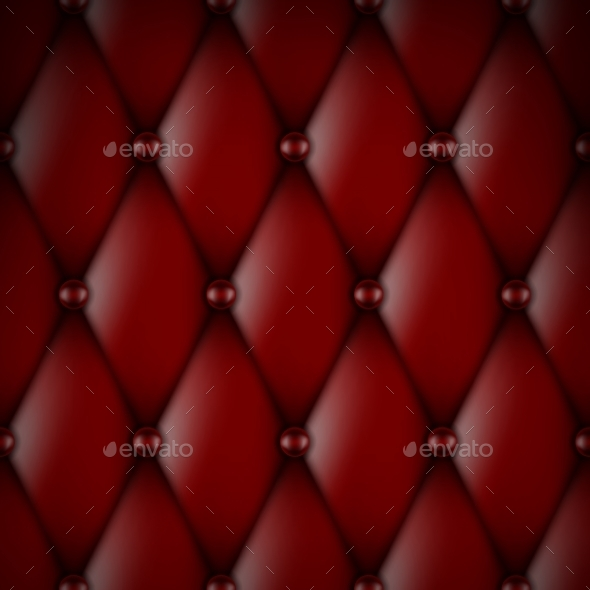 GraphicRiver Luxury Red Leather 9194870