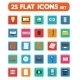Set of Office and Business Work Elements - GraphicRiver Item for Sale