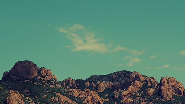 Dreamy Rocky Mountain