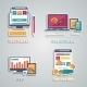 Web Design, Seo, Social Media Icons  - GraphicRiver Item for Sale