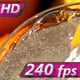 Mineral Soda with a Slice of Orange - VideoHive Item for Sale