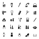 Make Up Icons - GraphicRiver Item for Sale
