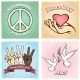 Day of Peace Posters - GraphicRiver Item for Sale