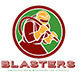 Blasters Sandblasting Logo - GraphicRiver Item for Sale