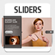 Modern Sliders Template - GraphicRiver Item for Sale