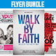 Church Flyer Bundle Volume 2 - GraphicRiver Item for Sale