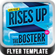 Rise Up Flyer Template - GraphicRiver Item for Sale